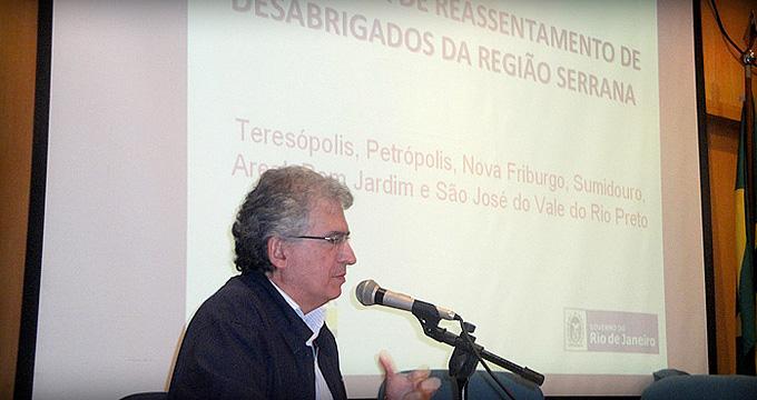 7 mil casas serão construídas na Região Serrana