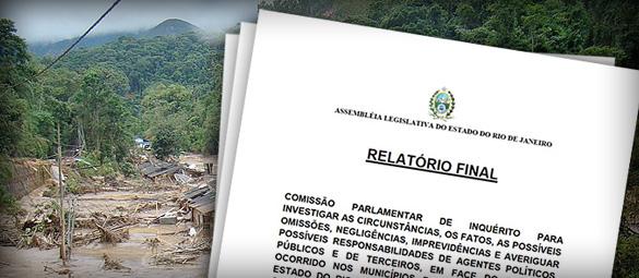 Relatório oficial da CPI da Região Serrana