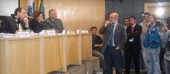 Chevron é inconclusiva à questão de Luiz Paulo