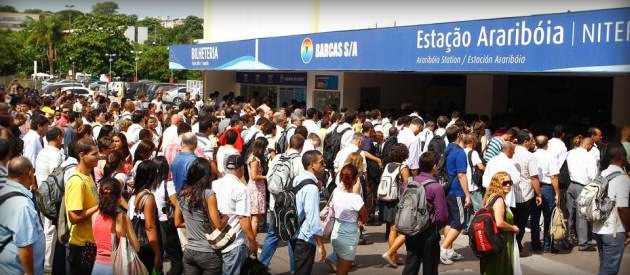 Luiz Paulo comenta compra das Barcas pela CCR