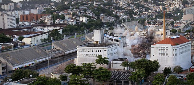 Luiz Paulo fala do destombamento do prédio da Brahma