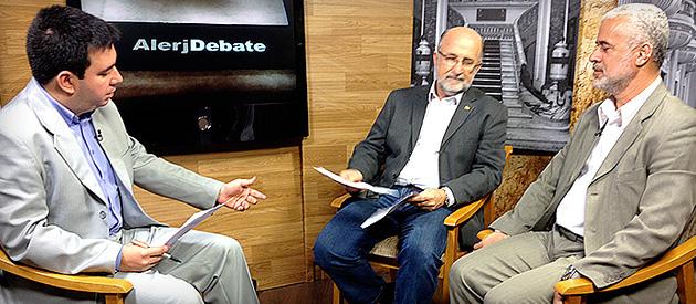 Luiz Paulo debate Comissão Estadual da Verdade