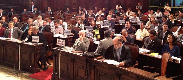Luiz Paulo participa de evento sobre desafios dos próximos anos de gestão municipal