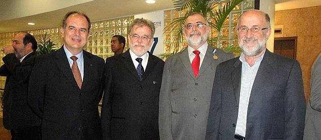 Luiz Paulo participa de solenidade de lançamento do 10th ICEC World Congress