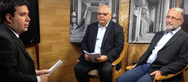 Luiz Paulo debate destino dos royalties do petróleo e participação especial do estado do Rio de Janeiro