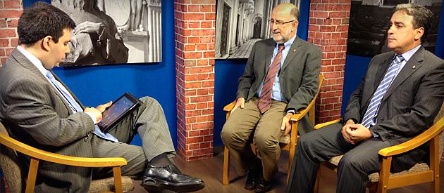 Luiz Paulo debate Incentivos Fiscais na TV Alerj