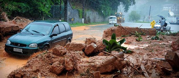 Luiz Paulo defende ação conjunta de governos para evitar tragédias das chuvas na região serrana do Rio
