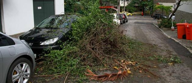 Copa embaixo d'água: Rio não investe para se livrar de problemas com chuvas