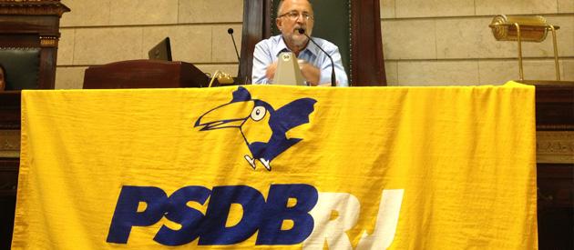 Luiz Paulo é reeleito Presidente do Diretório Estadual do PSDB/RJ