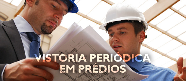 Lei estadual da autovistoria exige vistoria periódica em prédios