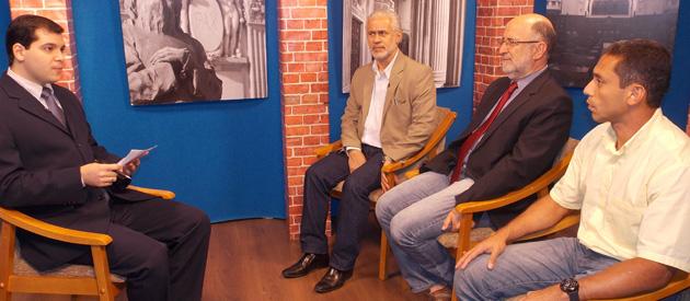 Luiz Paulo debate CPI das Construtoras no Alerj Debate