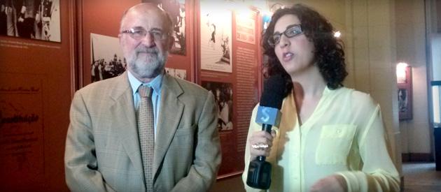 Luiz Paulo no Programa Sensacionalista do Multishow