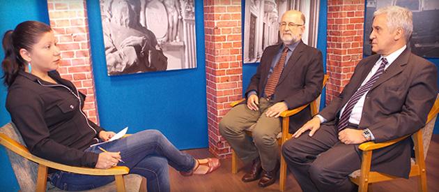 Luiz Paulo debate fundo de combate a pobreza na TV Alerj