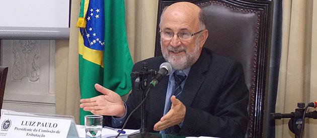 Comissão critica publicação de decreto sobre valor agregado
