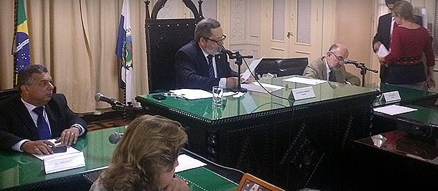 Comissão Especial do Porto do Açu acorda reunião em São João da Barra
