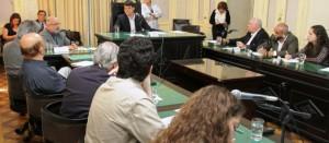 Comissão irá visitar obras na próxima semana / Foto Iana Pinheiro (Alerj)