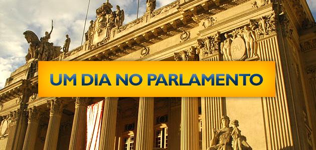 Um Dia no Parlamento - Participe!