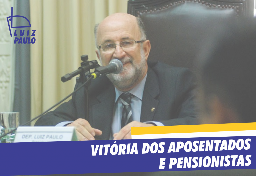 APOSENTADOS PENSIONISTAS