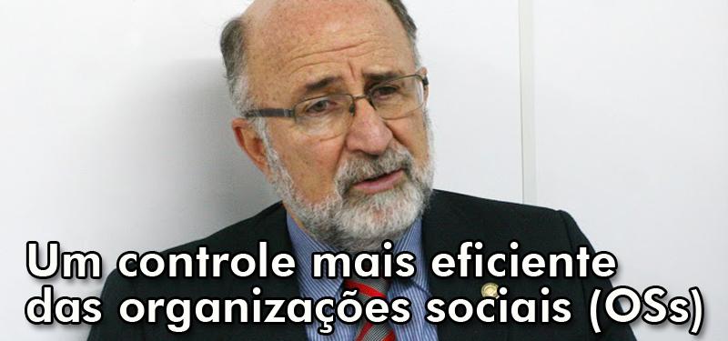 Em busca de um controle mais eficiente das organizações sociais (OSs)